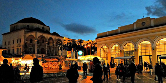 Shopping in Athens! | Fantasy Travel of Greece