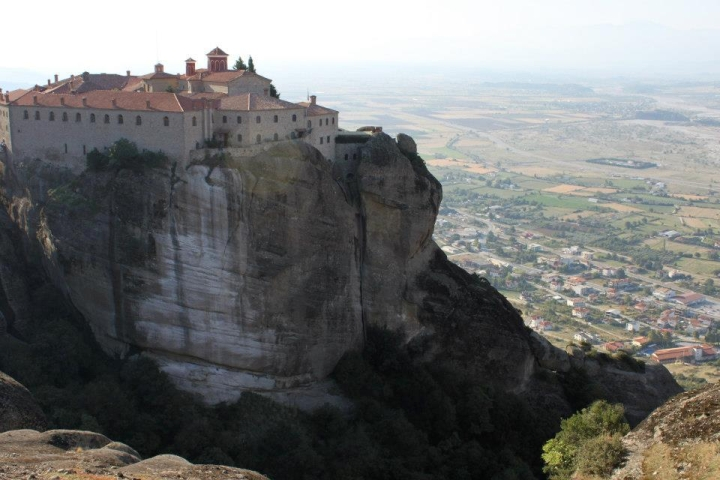 Ghislaine Warner - Breathtaking is the only word to describe Meteora