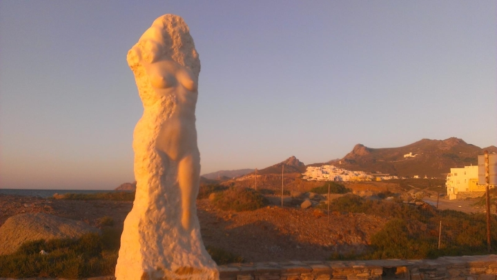 Melisa Joyal - Watching over Naxos