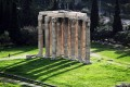 Temple of Olymopian Zeus, Athens